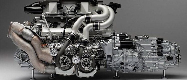 تعمیر موتور 8 سیلندر